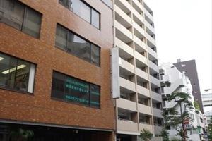 プレシス横浜山下町の外観