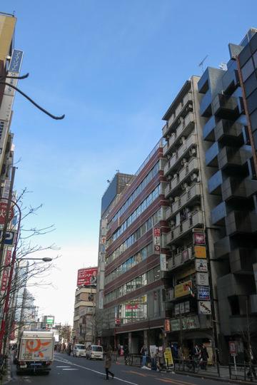 GSハイム新宿南口佐藤ビルの外観
