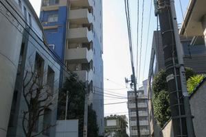 シテリオ渋谷松濤の外観