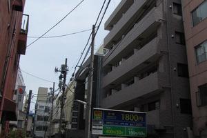 エクセリア新宿第2の外観