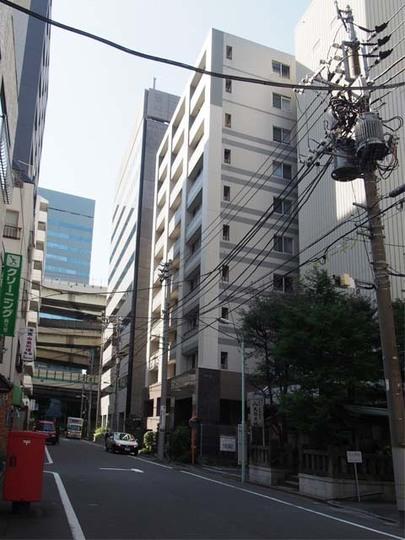 クレストフォルム日本橋水天宮の外観