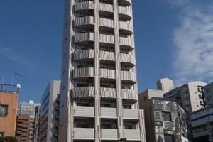 プレミアムキューブジー駒沢大学の外観