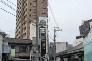 グラーサ渋谷松濤の外観