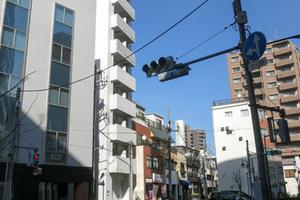 ルリオン渋谷本町の外観