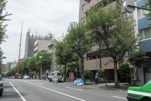 ルピナス早稲田アーバンフォルムの外観