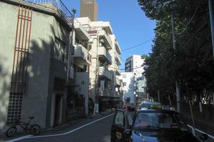 早稲田冨士マンションの外観