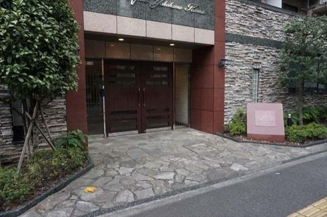 グランドガーラ横浜関内のエントランス