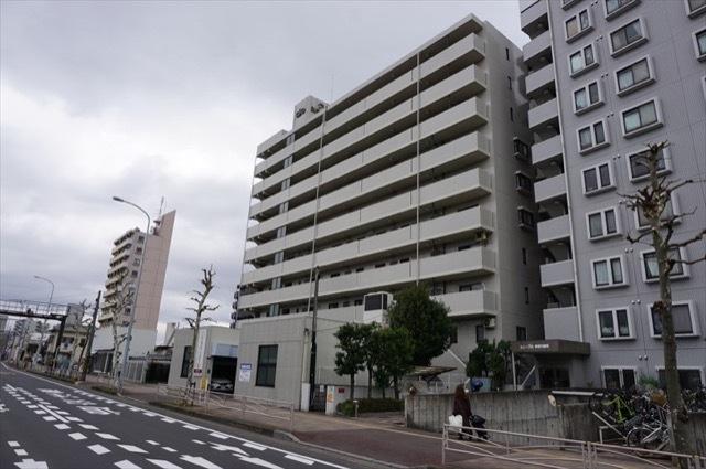 ユニーブル神奈川新町