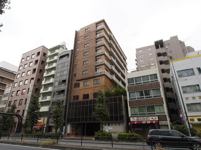 本郷ハイツ(文京区)の外観