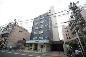 武蔵小山フラワーマンションの外観
