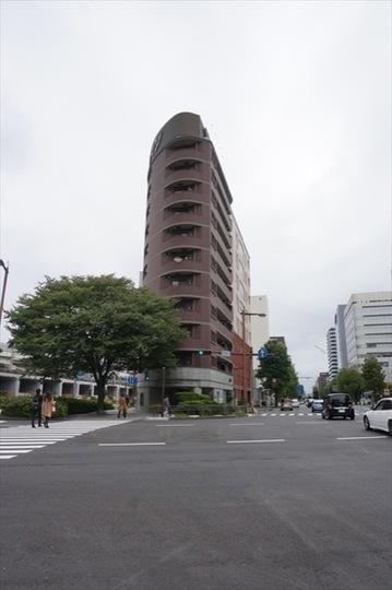 グリフィン横浜プライムスクエアの外観