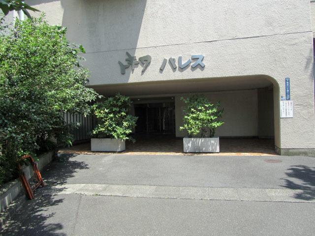 トキワパレス高田馬場のエントランス