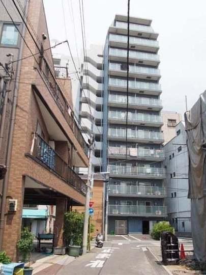 プレールドゥーク東京EAST5の外観