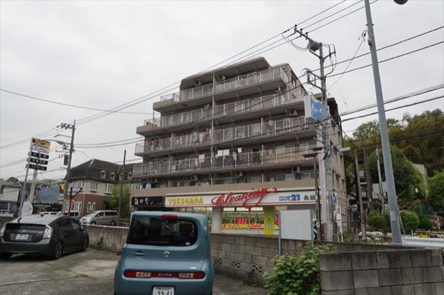 ライオンズマンション永田北の外観