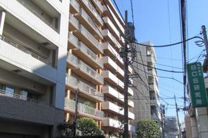 イトーピア渋谷桜ヶ丘の外観