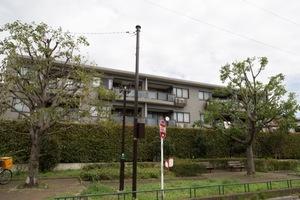 エクレールガーデン富士見ヶ丘の外観