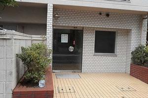 マンション錦糸町のエントランス