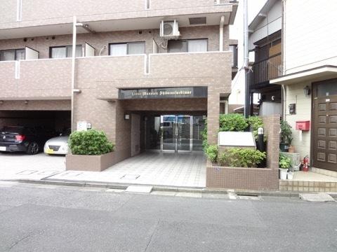 ライオンズマンション柴又駅前のエントランス