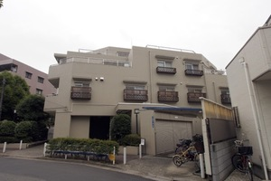 コスモ板橋本町の外観