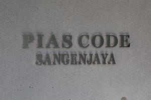 ピアースコード三軒茶屋の看板