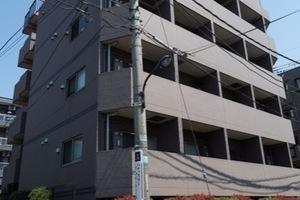 フェニックス武蔵関弐番館の外観