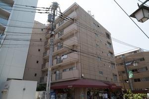 豊島園ファミリーマンションの外観