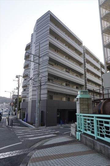 リヴシティ横濱インサイトの外観