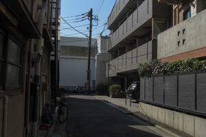 ルーブル渋谷松涛の外観