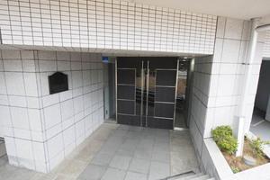 メインステージ文京小石川のエントランス