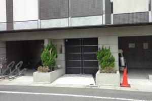 ワイズルリオン東京立石のエントランス