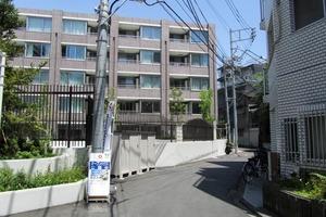 インプレスト早稲田壱番館の外観