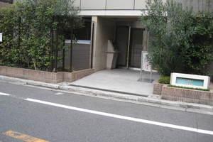 日神デュオステージ小石川のエントランス