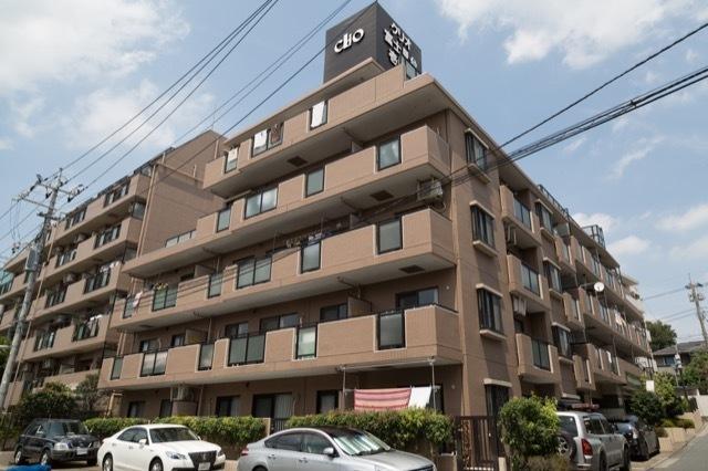 クリオ富士見台壱番館の外観