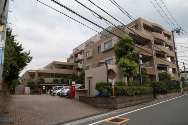 レクセルマンション石神井公園第2の外観