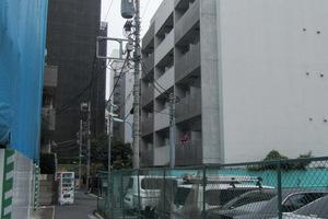 ヴォーガコルテ東新宿の外観