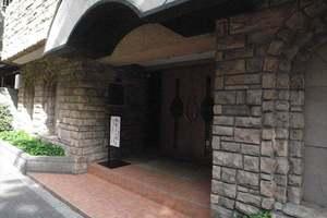 フェニックス幡ヶ谷壱番館のエントランス