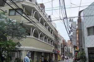 新宿ダイカンプラザシティ1の外観