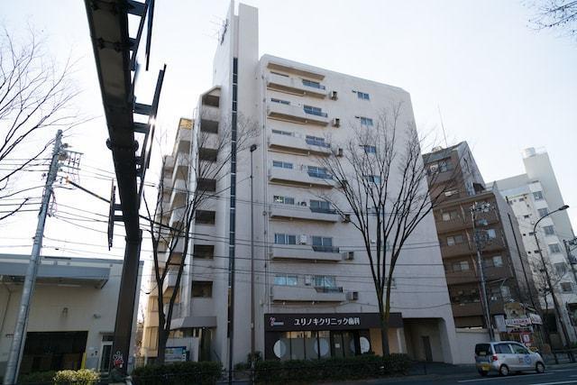 セブンスター集成第1マンションの外観