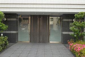 ガーラステーション菊川のエントランス