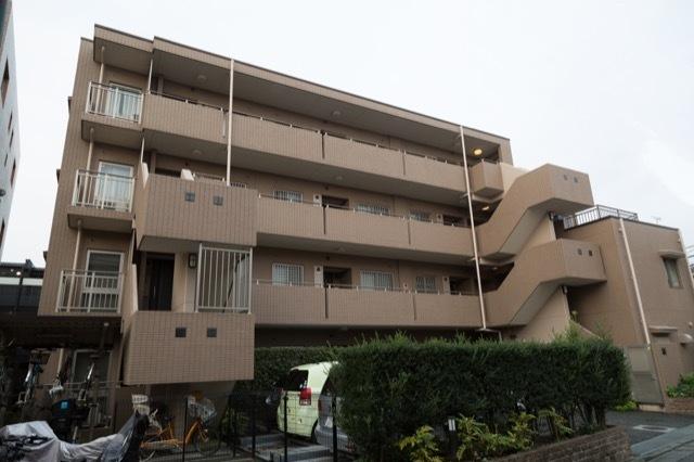 阿佐ヶ谷パークハウスの外観