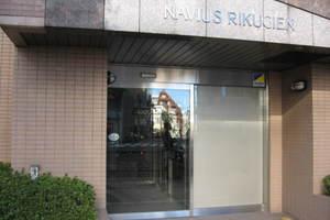 ナビウス六義園のエントランス