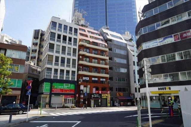 赤坂スクエアビルの外観