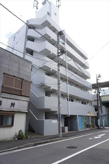 オクトワール横浜戸部の外観