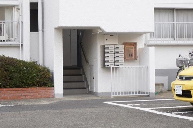 東急ドエル宮崎台テラスのエントランス