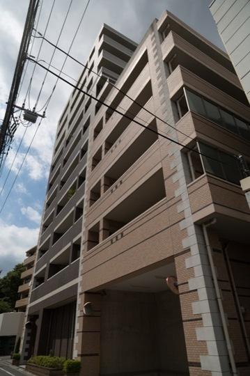 シーズガーデン新江古田の外観