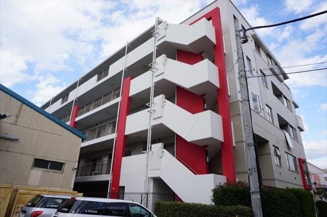 パルミナード武蔵新城3番館