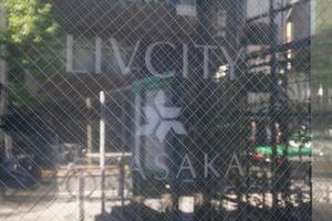 リヴシティ赤坂の看板