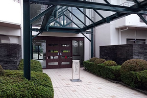 ルネ蒲田ガーデンステイツのエントランス