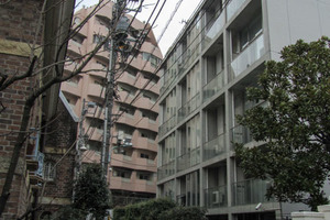 プラウドジェム渋谷神南の外観