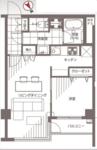 パイロットハウス北新宿の間取り